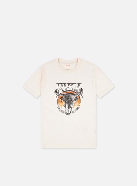 Short sleeve T-shirts Rvca Death Valley T-shirt