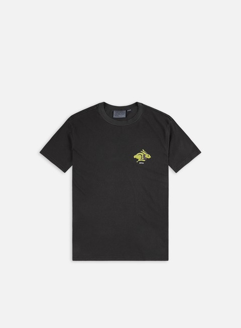Short sleeve T-shirts Rvca Evan Mock Running T-shirt