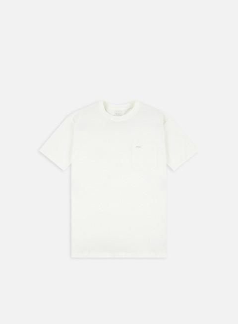 Short sleeve T-shirts Rvca Hemp Neutral Pocket T-shirt