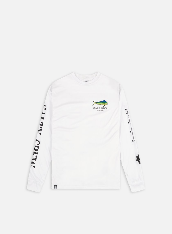 Salty Crew Bull Rashguard Tech LS T-shirt