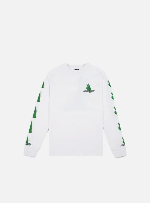 Santa Cruz Atomic Peace LS T-shirt