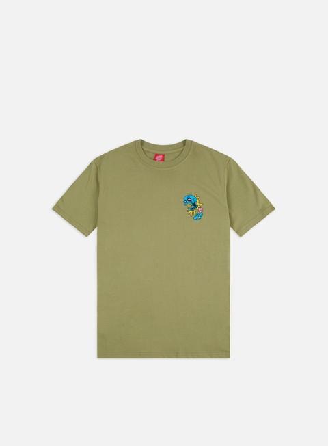 Outlet e Saldi T-shirt a Manica Corta Santa Cruz Baked Dot T-shirt