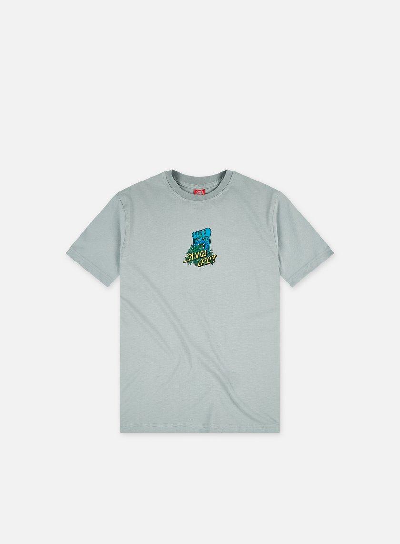 Santa Cruz Bigfoot Screaming Hand T-Shirt