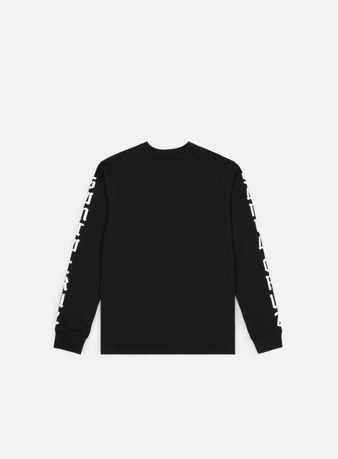 Long Sleeve T-shirts Santa Cruz Blackletter Ls T-shirt