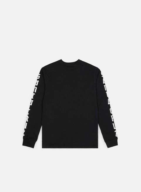 Sale Outlet Long sleeve T-shirts Santa Cruz Blackletter Ls T-shirt