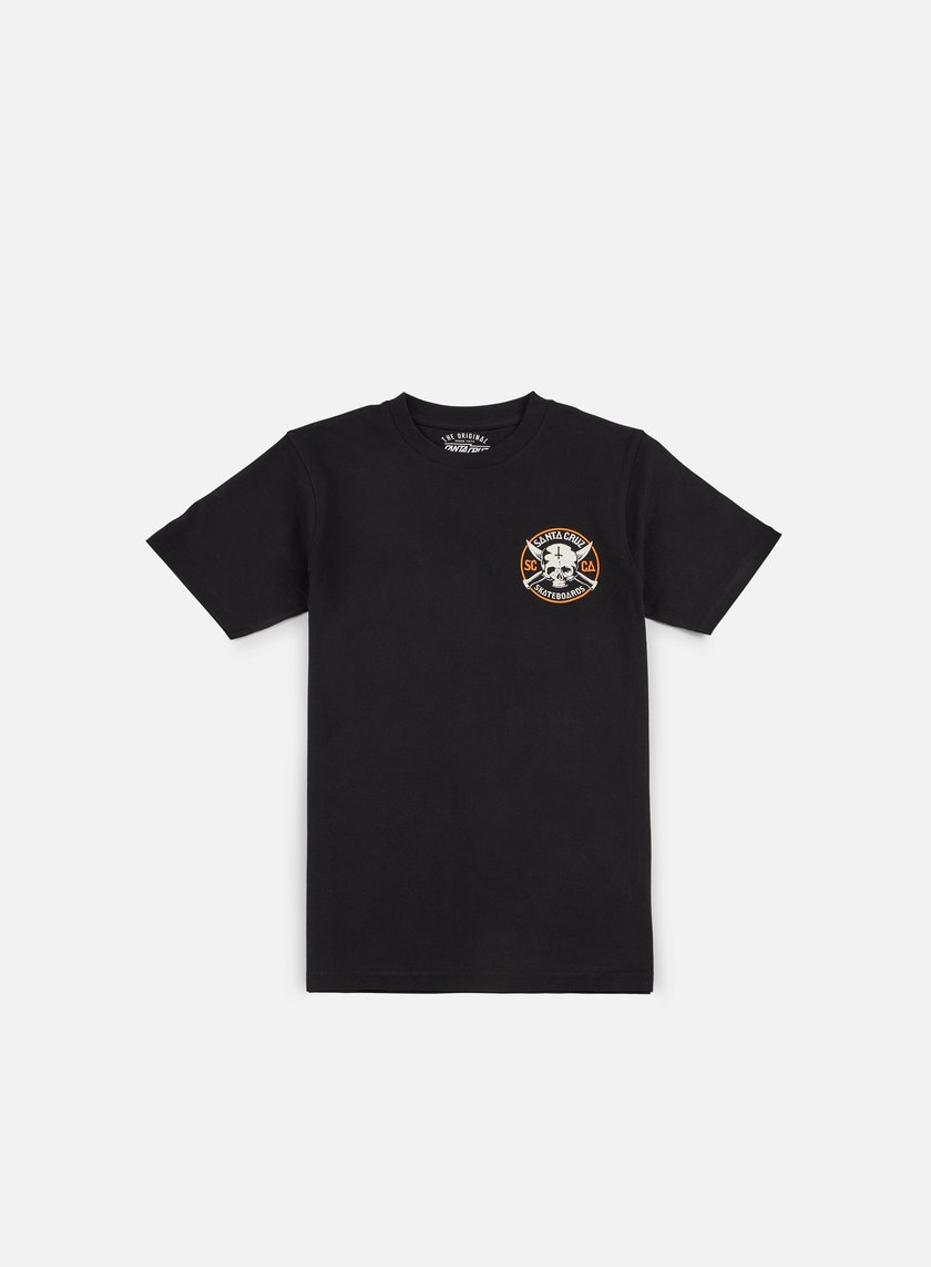 Santa Cruz - Chapter T-shirt, Black