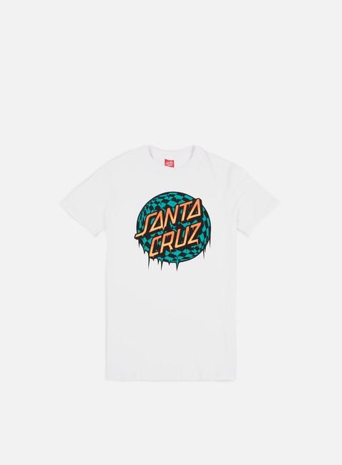 T-shirt a manica corta Santa Cruz Check Waste Dot T-shirt