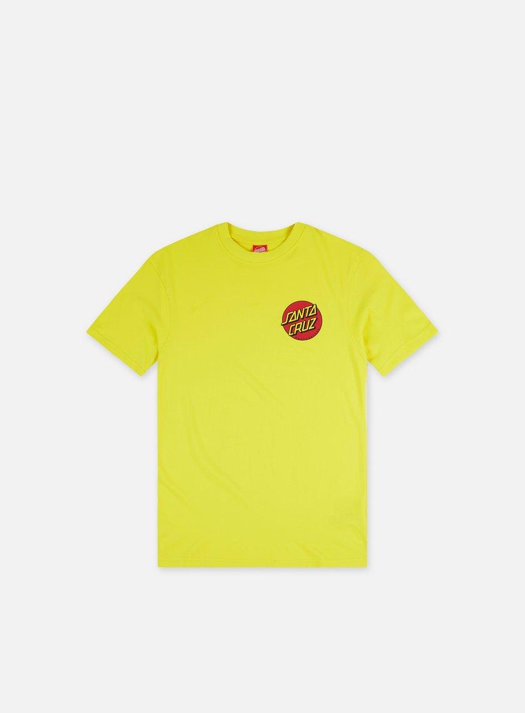 Santa Cruz Classic Dot Chest T-Shirt