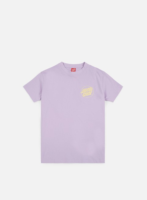 t shirt santa cruz coulored hand t shirt lilac