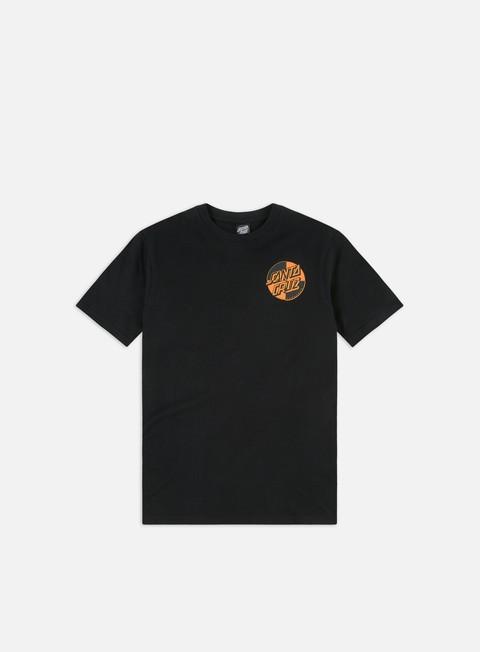 Outlet e Saldi T-shirt a Manica Corta Santa Cruz Crash Dot T-shirt