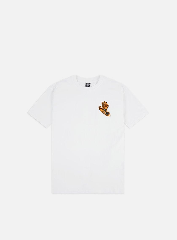 Santa Cruz Crash Hand T-shirt
