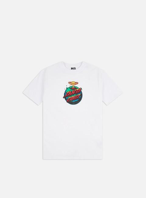 T-shirt a Manica Corta Santa Cruz Doom Dot T-shirt