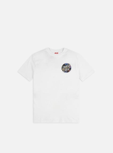 Outlet e Saldi T-shirt a Manica Corta Santa Cruz Dot Splatter T-shirt