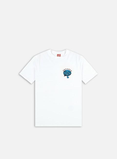 Short sleeve T-shirts Santa Cruz Dressen Pup Dot T-Shirt
