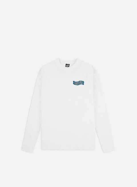 Sale Outlet Long sleeve T-shirts Santa Cruz Dressen Roses LS T-shirt