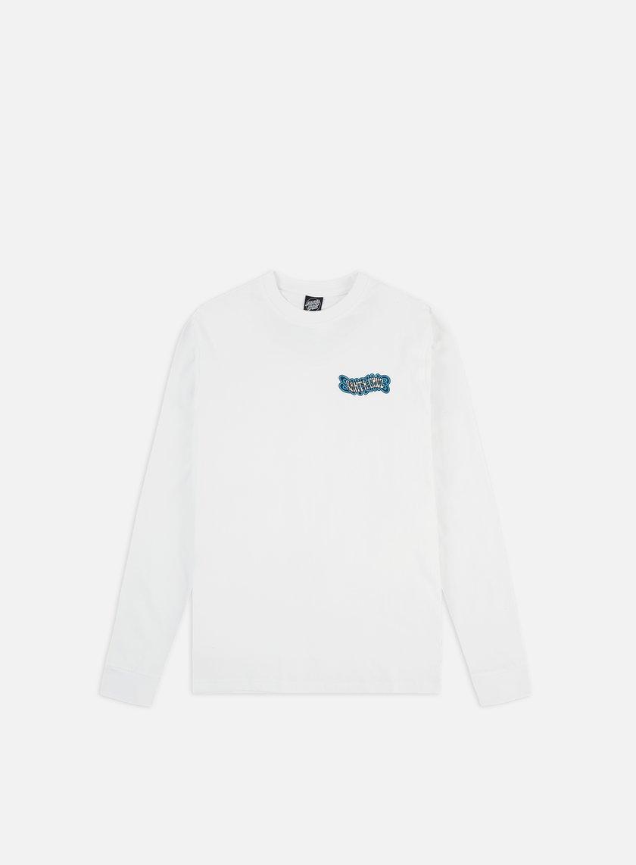 Santa Cruz Dressen Roses LS T-shirt