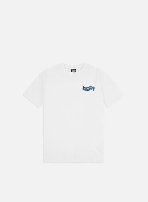 Outlet e Saldi T-shirt a Manica Corta Santa Cruz Dressen Roses T-shirt