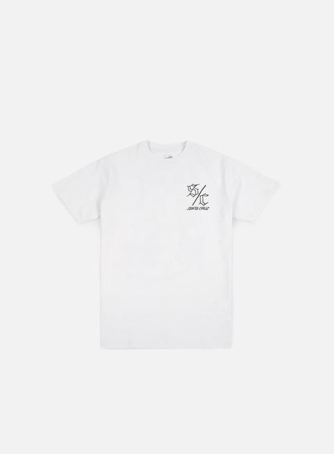 t shirt santa cruz dressen trucha t shirt white