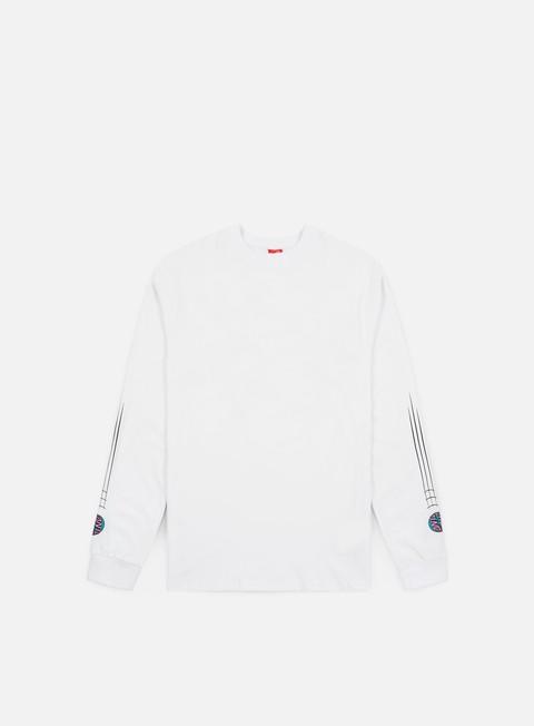 Sale Outlet Long sleeve T-shirts Santa Cruz Eyegore LS T-shirt