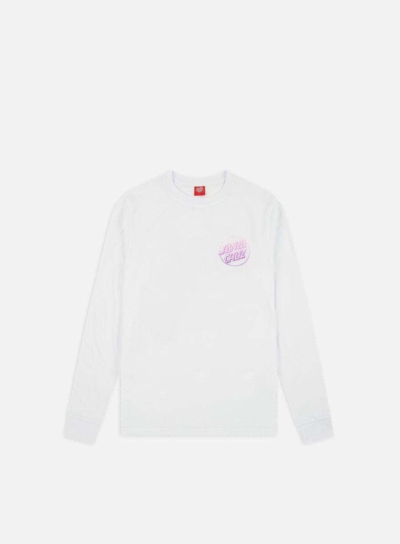 Santa Cruz Fade Hand LS T-shirt