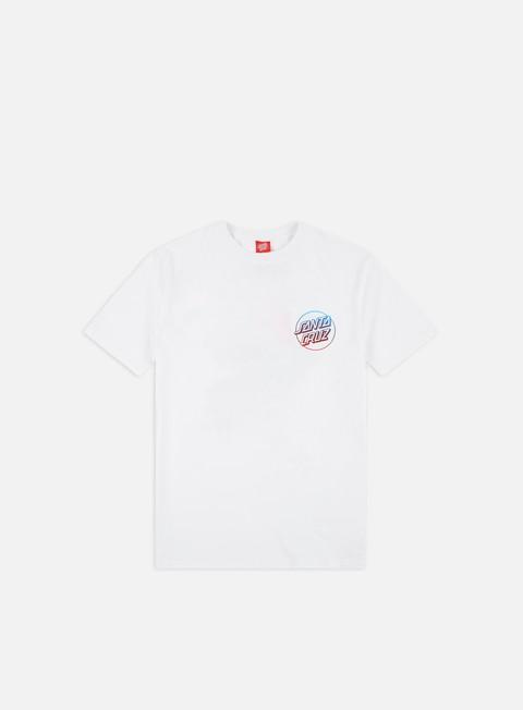 Short Sleeve T-shirts Santa Cruz Fade Hand T-shirt