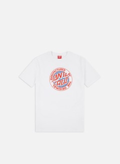 Santa Cruz Fisheye MFG T-shirt