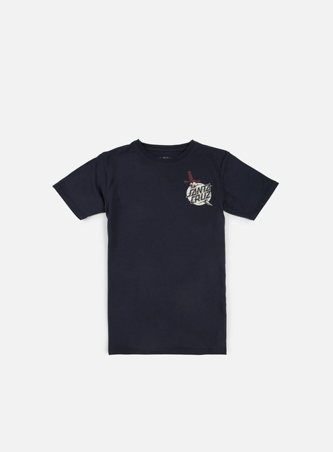 T-shirt a Manica Corta Santa Cruz Flash Hand T-shirt