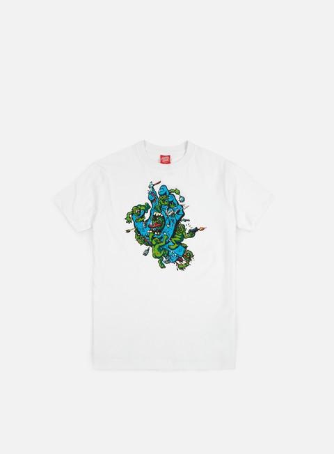 T-shirt a manica corta Santa Cruz Gremilin Patrol T-shirt
