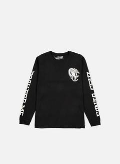 Santa Cruz - Guadalupe LS T-shirt, Black 1