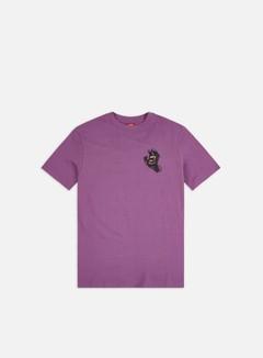 Santa Cruz - Hand Splatter T-shirt, Lavender