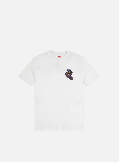 Outlet e Saldi T-shirt a Manica Corta Santa Cruz Hand Splatter T-shirt