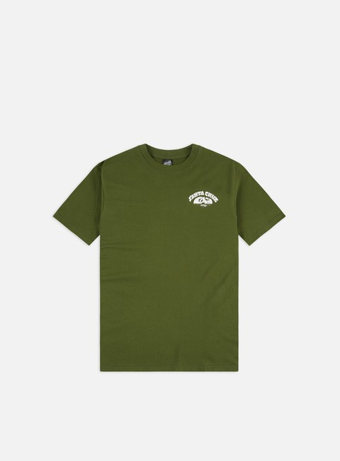 Short Sleeve T-shirts Santa Cruz Horizon T-shirt