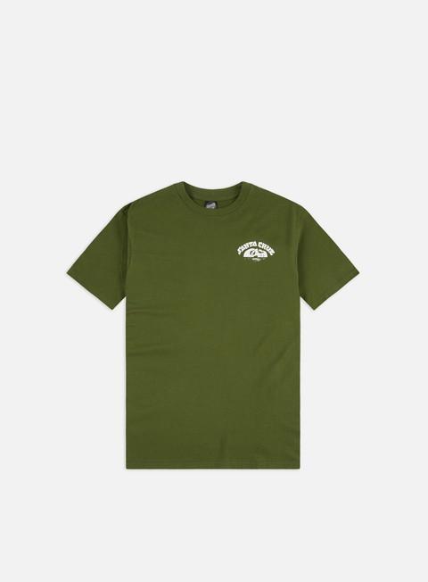 Outlet e Saldi T-shirt a Manica Corta Santa Cruz Horizon T-shirt