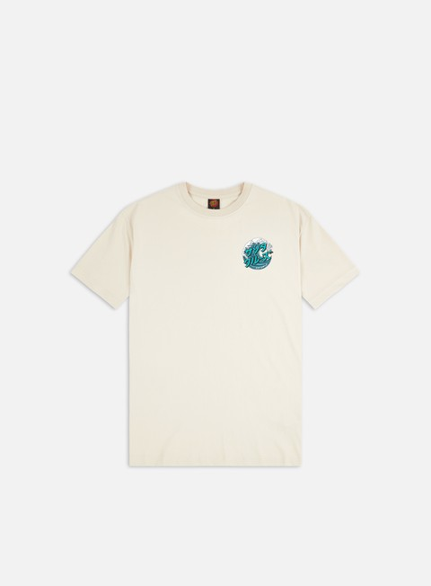 T-shirt a manica corta Santa Cruz Japanese Wave Dot T-shirt
