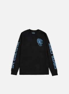 Santa Cruz - Jessee Guadalupe LS T-shirt, Black 1