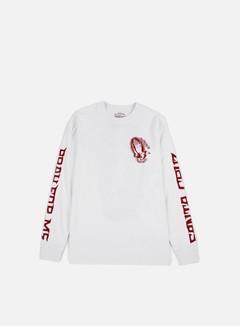 Santa Cruz - Jessee Guadalupe LS T-shirt, White 1