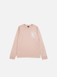 Santa Cruz - JJ Guadalupe LS T-shirt, Pink 1