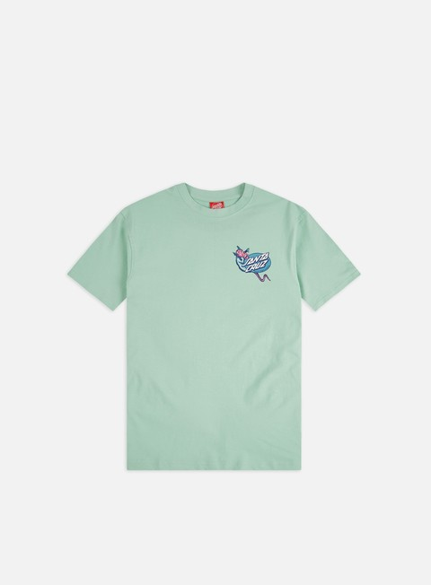 T-shirt a Manica Corta Santa Cruz Kendall Snake T-Shirt