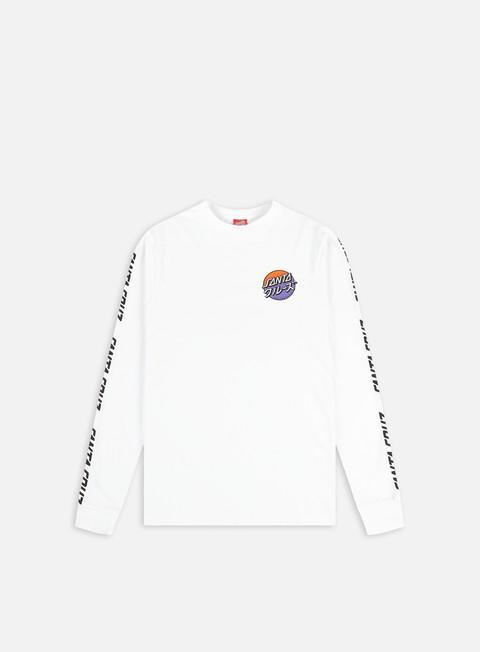 T-shirt a manica lunga Santa Cruz Mixed Up Dot Fade LS T-shirt