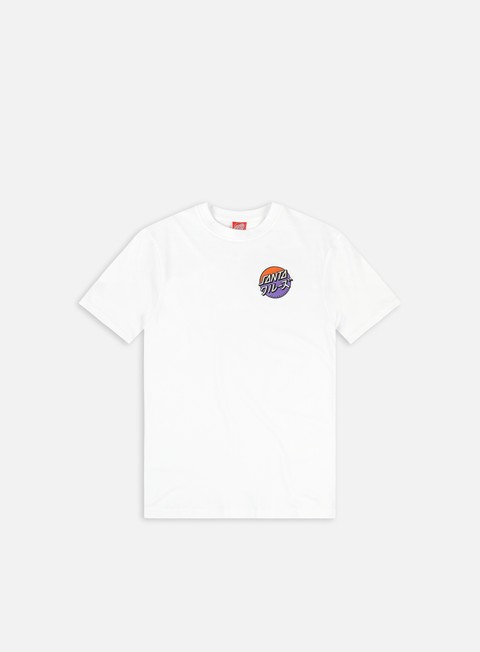 Outlet e Saldi T-shirt a manica corta Santa Cruz Mixed Up Dot Fade T-shirt