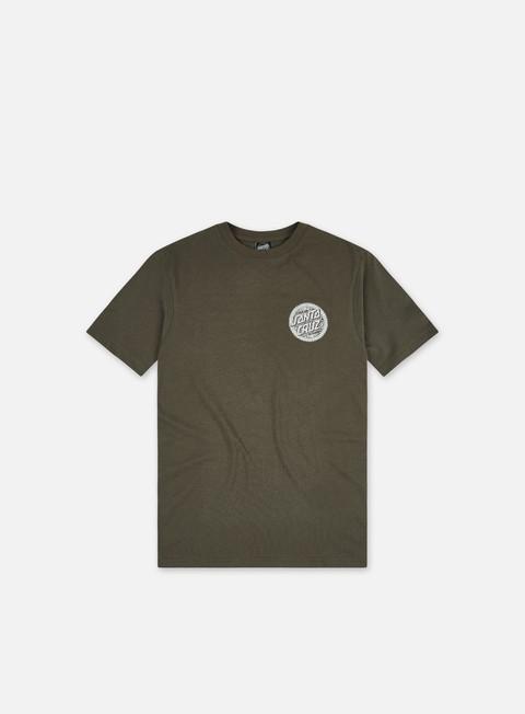 Short sleeve T-shirts Santa Cruz Muerte Screaming Hand T-Shirt