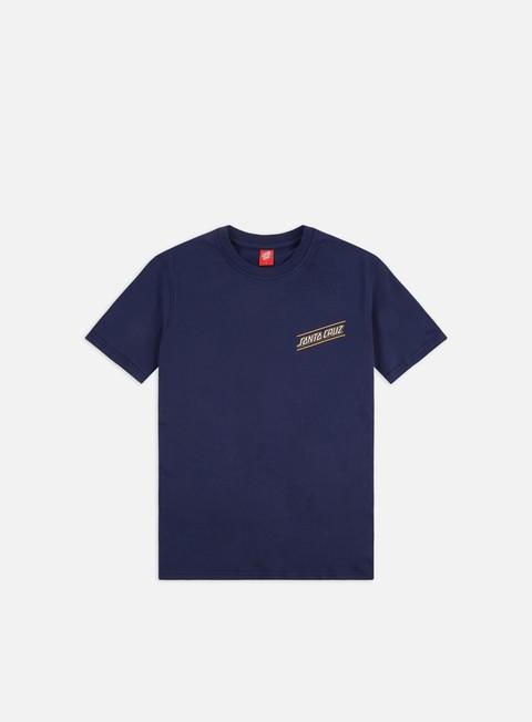 Outlet e Saldi T-shirt a Manica Corta Santa Cruz Multi Stripe T-shirt