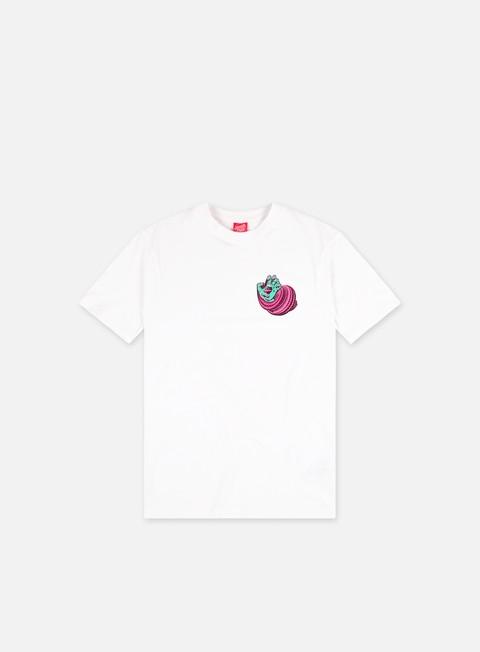 Short sleeve T-shirts Santa Cruz No Pattern Screaming Hand T-Shirt