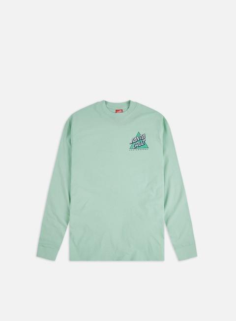 Sale Outlet Long sleeve T-shirts Santa Cruz Not A Dot LS T-Shirt