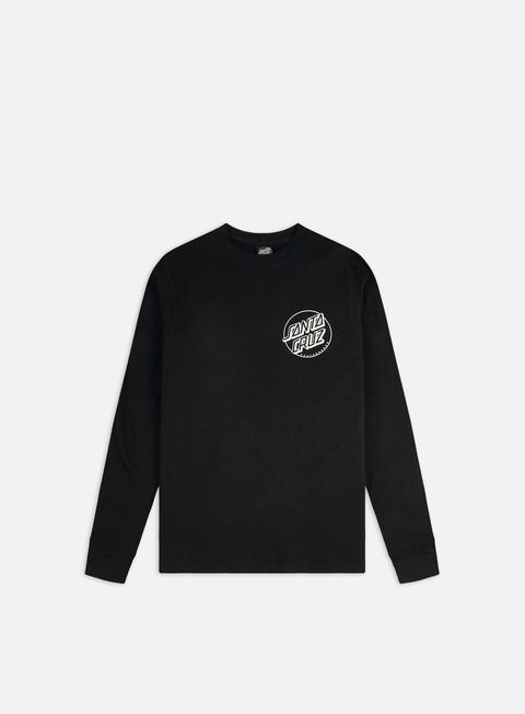 Sale Outlet Long sleeve T-shirts Santa Cruz O'Brien Reaper LS T-shirt