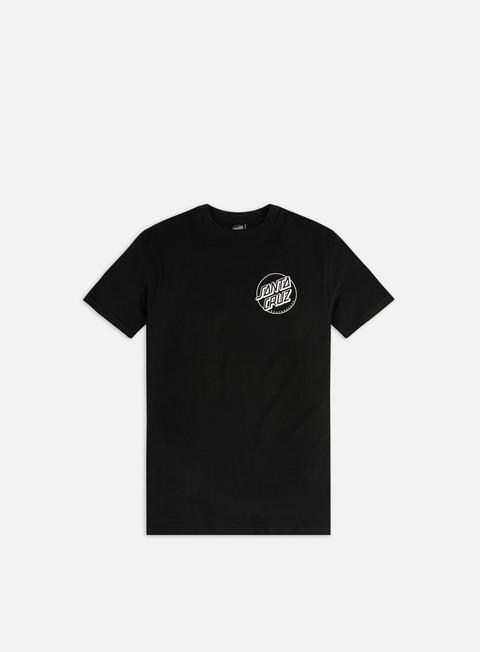 Outlet e Saldi T-shirt a Manica Corta Santa Cruz O'Brien Reaper T-shirt