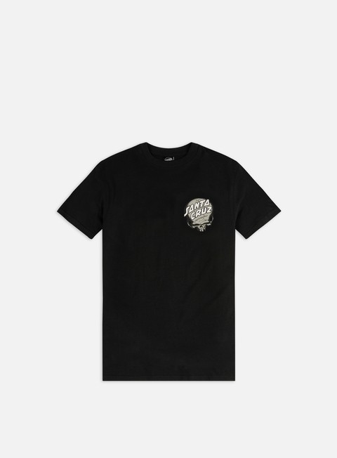 Short Sleeve T-shirts Santa Cruz O'Brien Skull T-shirt