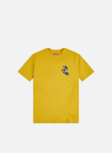 T-shirt a Manica Corta Santa Cruz Primary Hand T-Shirt