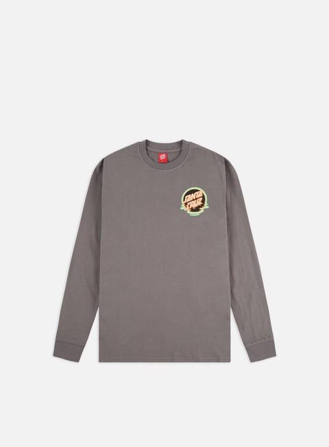Sale Outlet Long sleeve T-shirts Santa Cruz Reflection Dot LS T-shirt