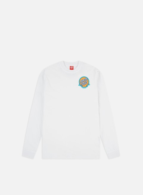 T-shirt a Manica Lunga Santa Cruz Reflection Dot LS T-shirt